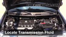 2011 Nissan Cube S 1.8L 4 Cyl. Líquido de transmisión