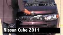 2011 Nissan Cube S 1.8L 4 Cyl. Review