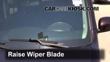 2011 Nissan Cube S 1.8L 4 Cyl. Windshield Wiper Blade (Front)