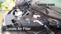 2011 Nissan Quest SL 3.5L V6 Air Filter (Engine)