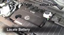 2011 Nissan Quest SL 3.5L V6 Battery