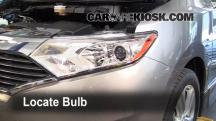 2011 Nissan Quest SL 3.5L V6 Lights