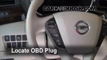 2011 Nissan Quest SL 3.5L V6 Check Engine Light