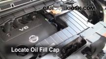 2011 Nissan Quest SL 3.5L V6 Oil