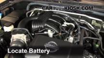 2011 Nissan Xterra S 4.0L V6 Batería
