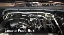 2011 Nissan Xterra S 4.0L V6 Fusible (motor)