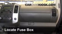 2011 Nissan Xterra S 4.0L V6 Fusible (interior)