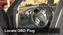 2011 Nissan Xterra S 4.0L V6 Compruebe la luz del motor