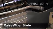 2011 Nissan Xterra S 4.0L V6 Escobillas de limpiaparabrisas trasero
