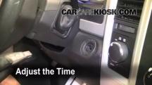 2011 Ram 1500 SLT 4.7L V8 FlexFuel Crew Cab Pickup Clock