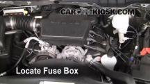 2011 Ram 1500 SLT 4.7L V8 FlexFuel Crew Cab Pickup Fusible (interior)