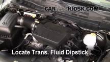 2011 Ram 1500 SLT 4.7L V8 FlexFuel Crew Cab Pickup Transmission Fluid