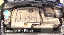 2011 Skoda Octavia TDI CR 2.0L 4 Cyl. Turbo Diesel Air Filter (Engine)
