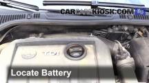 2011 Skoda Octavia TDI CR 2.0L 4 Cyl. Turbo Diesel Battery