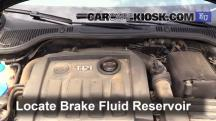 2011 Skoda Octavia TDI CR 2.0L 4 Cyl. Turbo Diesel Brake Fluid