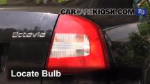 2011 Skoda Octavia TDI CR 2.0L 4 Cyl. Turbo Diesel Lights