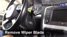 2011 Skoda Octavia TDI CR 2.0L 4 Cyl. Turbo Diesel Windshield Wiper Blade (Front)
