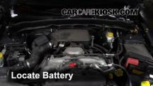 2008 Subaru Impreza 2.5i 2.5L 4 Cyl. Sedan Battery