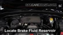2008 Subaru Impreza 2.5i 2.5L 4 Cyl. Sedan Brake Fluid