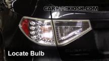 2011 Subaru Impreza 2.5i Premium 2.5L 4 Cyl. Wagon Lights