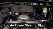 2008 Subaru Impreza 2.5i 2.5L 4 Cyl. Sedan Power Steering Fluid