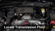 2008 Subaru Impreza 2.5i 2.5L 4 Cyl. Sedan Transmission Fluid