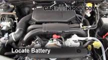 2011 Subaru Legacy 2.5i Premium 2.5L 4 Cyl. Battery