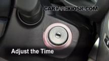 2011 Subaru Legacy 2.5i Premium 2.5L 4 Cyl. Clock