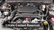 2011 Subaru Legacy 2.5i Premium 2.5L 4 Cyl. Coolant (Antifreeze)