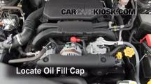 2011 Subaru Legacy 2.5i Premium 2.5L 4 Cyl. Oil