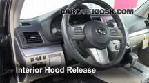 2011 Subaru Legacy 2.5i Premium 2.5L 4 Cyl. Belts