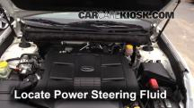 2011 Subaru Outback 3.6R Limited 3.6L 6 Cyl. Power Steering Fluid