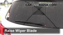 2011 Subaru Outback 3.6R Limited 3.6L 6 Cyl. Windshield Wiper Blade (Rear)