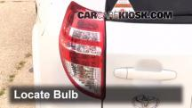 2011 Toyota RAV4 Sport 2.5L 4 Cyl. Lights