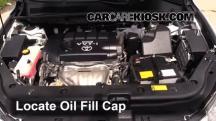 2011 Toyota RAV4 Sport 2.5L 4 Cyl. Aceite