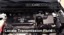 2011 Toyota RAV4 Sport 2.5L 4 Cyl. Transmission Fluid