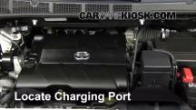 2011 Toyota Sienna XLE 3.5L V6 Aire Acondicionado