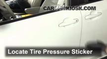 2011 Toyota Sienna XLE 3.5L V6 Neumáticos y ruedas