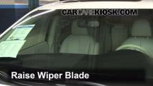 2011 Toyota Sienna XLE 3.5L V6 Windshield Wiper Blade (Front)