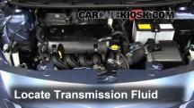 2011 Toyota Yaris 1.5L 4 Cyl. Sedan Líquido de transmisión