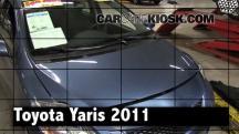 2011 Toyota Yaris 1.5L 4 Cyl. Sedan Review