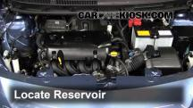2011 Toyota Yaris 1.5L 4 Cyl. Sedan Líquido limpiaparabrisas