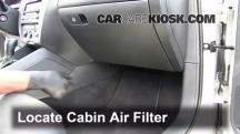 2011 Volkswagen Jetta SE 2.5L 5 Cyl. Sedan Air Filter (Cabin)