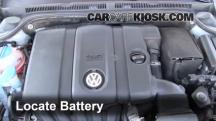 2011 Volkswagen Jetta SE 2.5L 5 Cyl. Sedan Battery