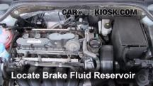 2011 Volkswagen Jetta SE 2.5L 5 Cyl. Sedan Brake Fluid