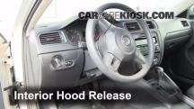 2011 Volkswagen Jetta SE 2.5L 5 Cyl. Sedan Belts