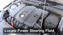 2011 Volkswagen Jetta SE 2.5L 5 Cyl. Sedan Power Steering Fluid