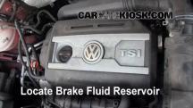 2011 Volkswagen Tiguan SE 2.0L 4 Cyl. Turbo Líquido de frenos