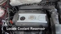 2011 Volkswagen Tiguan SE 2.0L 4 Cyl. Turbo Coolant (Antifreeze)