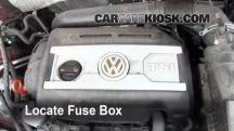 2011 Volkswagen Tiguan SE 2.0L 4 Cyl. Turbo Fuse (Engine)